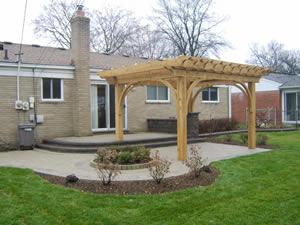 Custom Deck Builder Howell