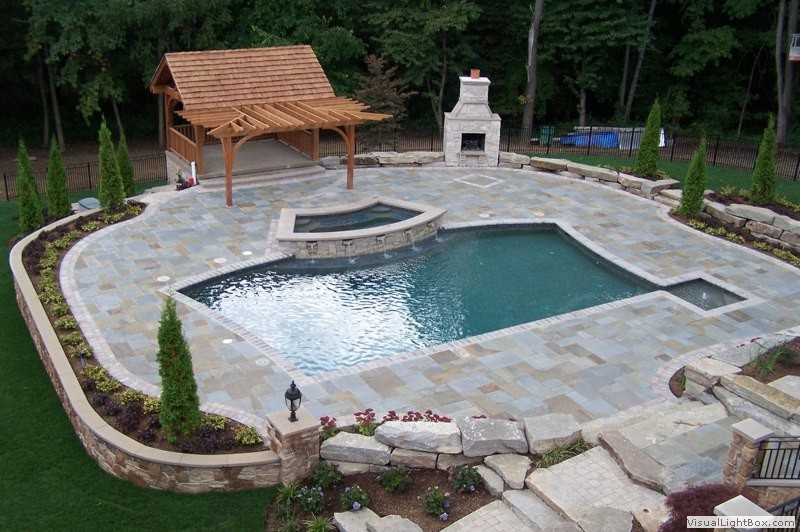 Southeastern Michigan Outdoor Living Spaces Outdoor