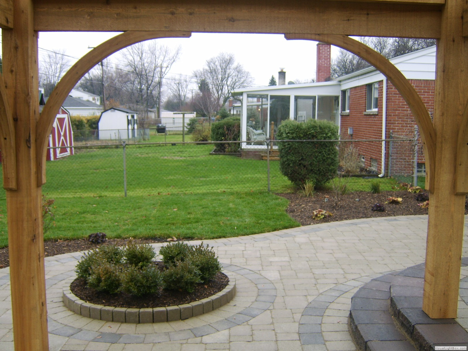 Southeastern Michigan Custom Pergolas Amp Timber Structures