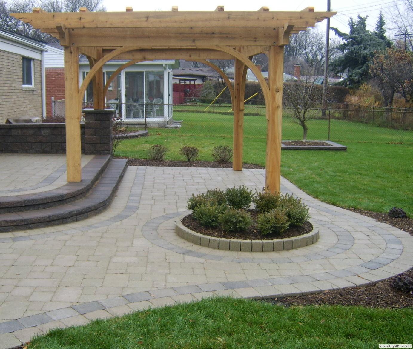 Southeastern Michigan Custom Pergolas & Timber Structures