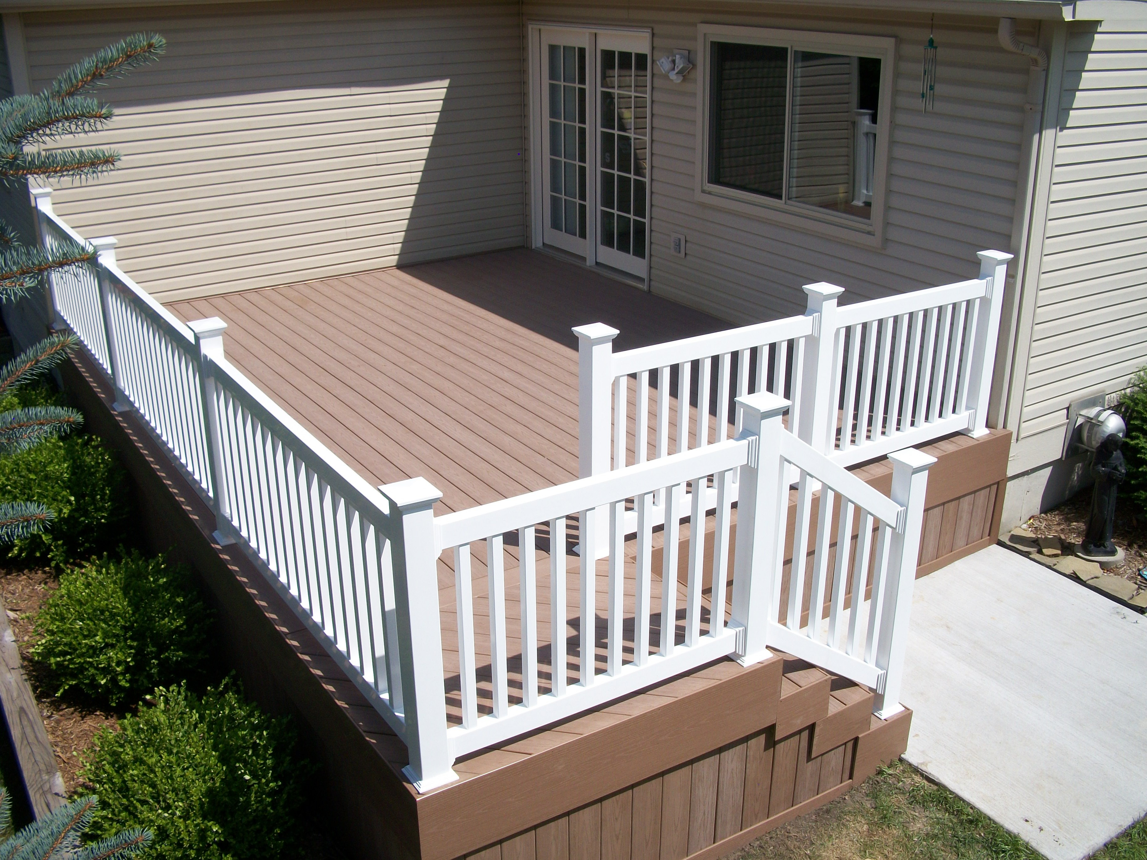 Custom Decks and Porches | Tab Property Enhancement