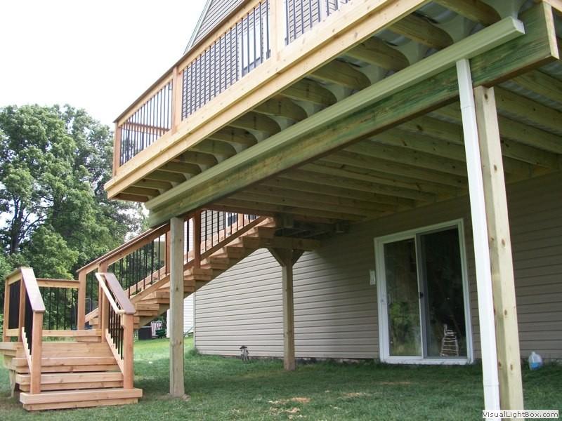 Southeastern Michigan Refurbished Amp Rebuilt Decks Photo