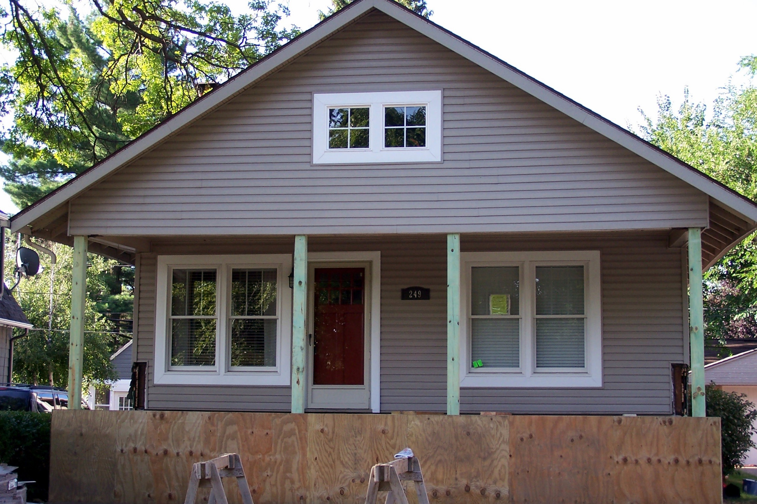 Southeastern michigan screened porches enclosures sheds for Shed with screened porch